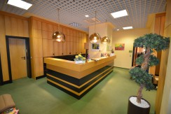 Büro-/Praxis in historischen Räumen im EG an der Stadthalle Nähe Hofgarten