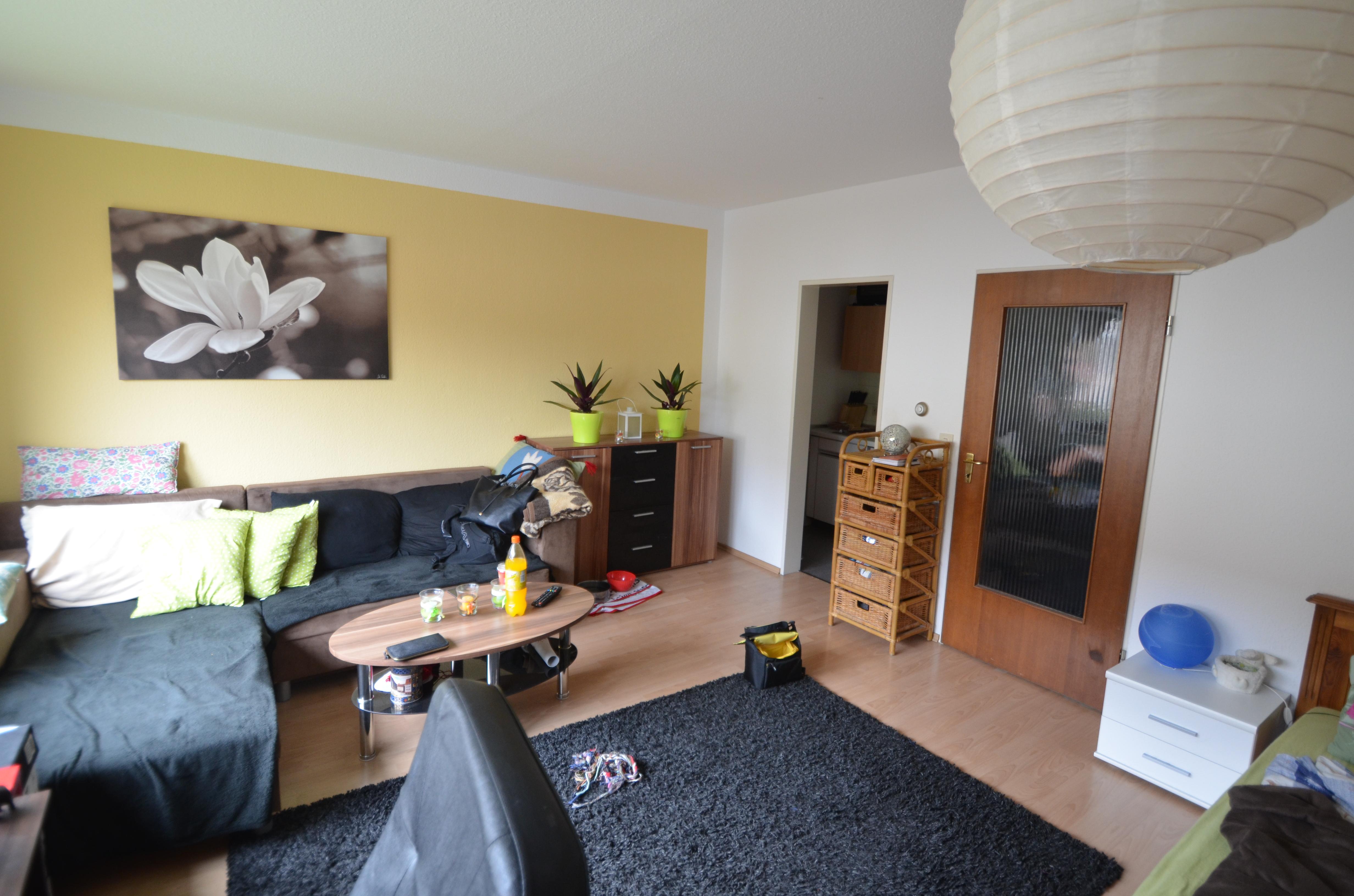 Gemütliches 1-Zimmer-Apartment in zentraler Lage