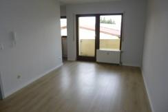 VERKAUFT**Top-Mieter**neu renoviert***1-Zimmer-Apartment mit Balkon und Außenstellplatz in Bayreuth