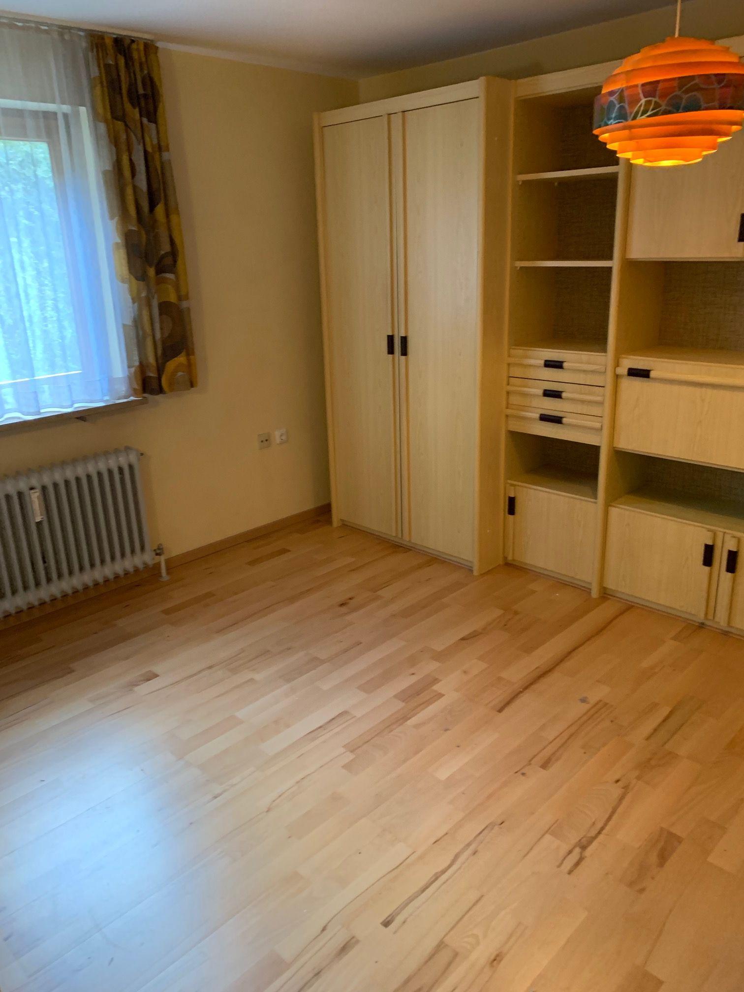 Schickes 1-Zimmer-Apartment teilmöbliert in Bad Berneck bestens für Pendler geeignet