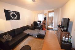 Schickes 1-Zimmer-Apartment mit Terrasse, TG-Duplexparker