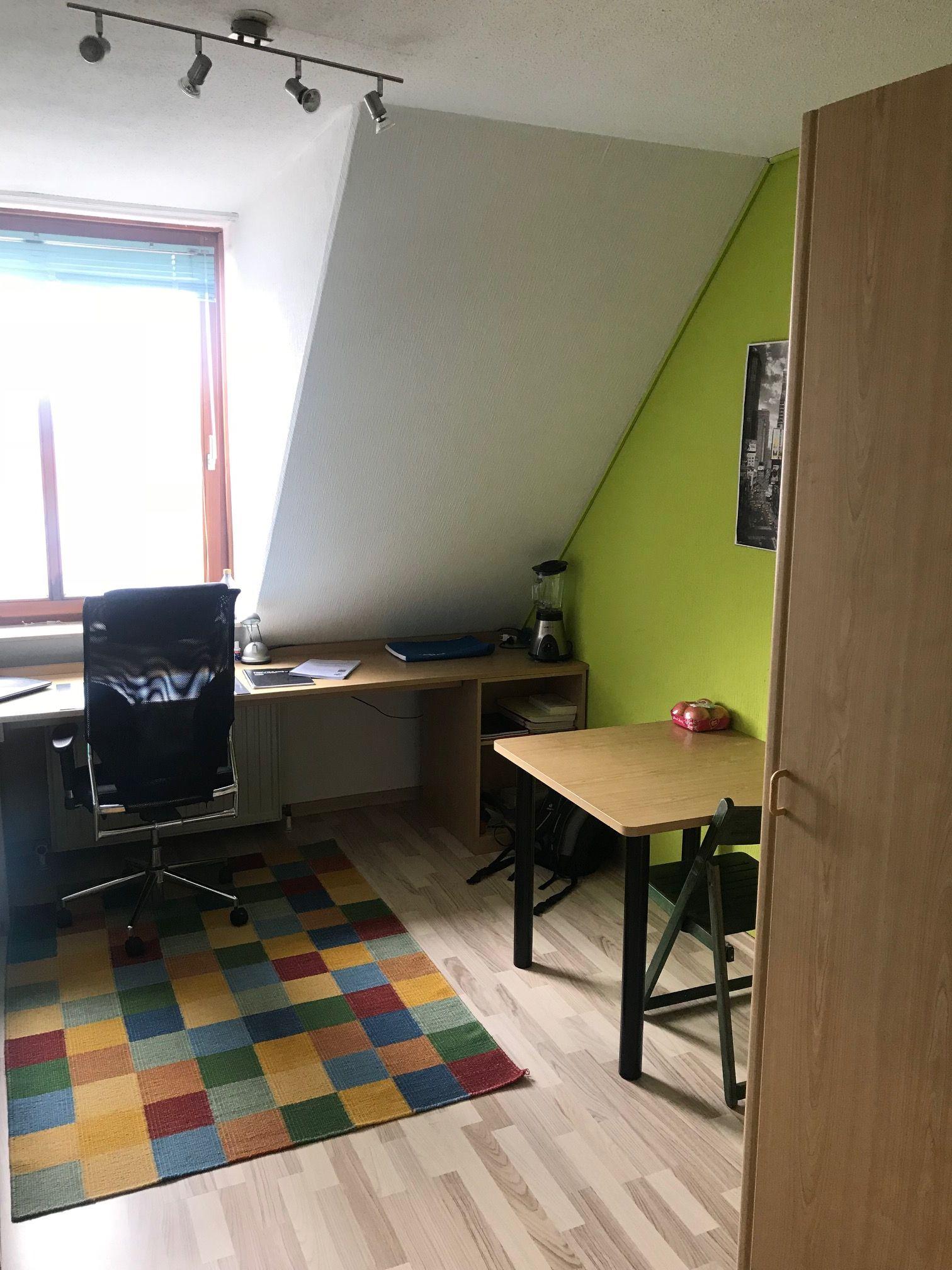 Gemütliches helles 1-Zimmer-Apartment in zentraler Lage von Bayreuth
