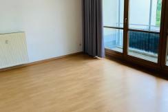Helles 1-Zimmer-Apartment mit Balkon Nähe Hauptbahnhof